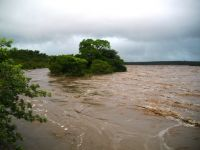 Flood in the Lowveld